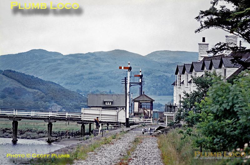 Penmaenpool, 23rd June 1971