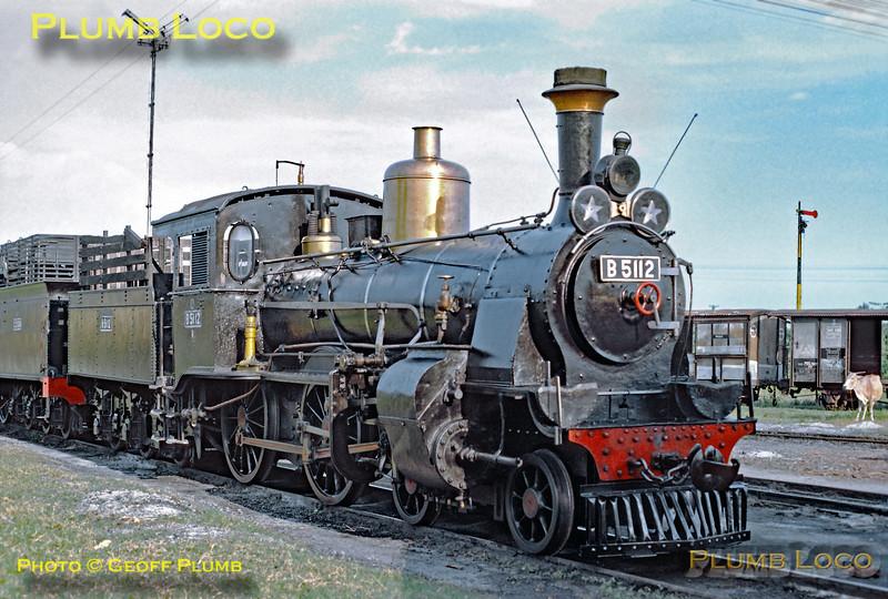 PNKA No. B51 12, Bodjonegoro, 30th July 1973