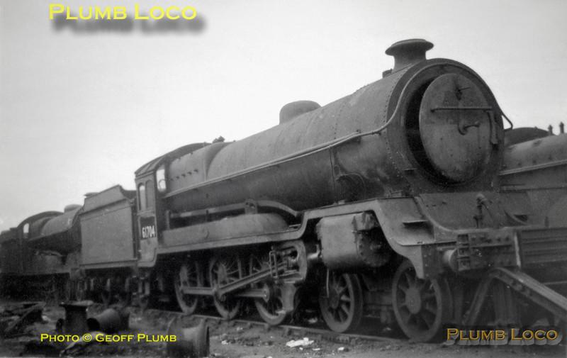 61704, Gorton, 16th October 1949