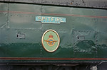 "34066 ""Spitfire"", Tunbridge Wells West, 22nd March 1964"
