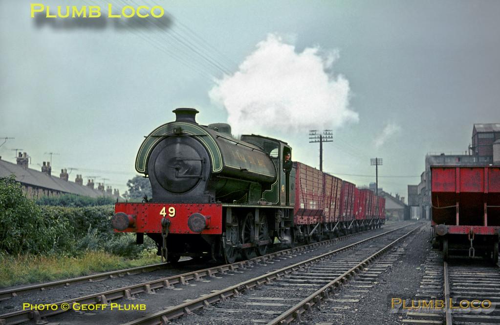 NCB No. 49 (RSH 7098), Backworth, 4th August 1965