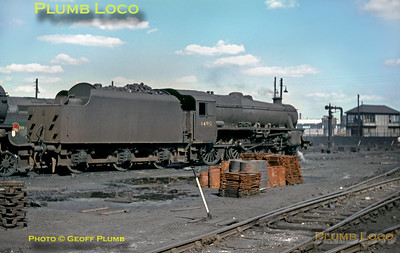 44912, Leeds Holbeck, 2nd July 1967