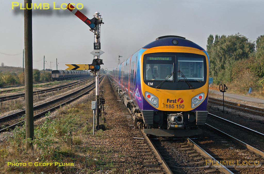 185 150, Barnetby, 7th October 2007