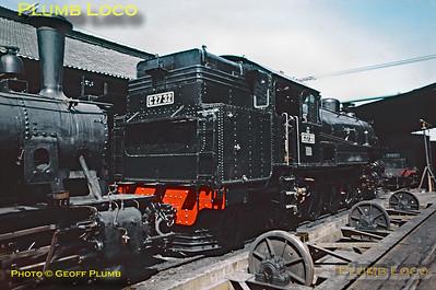 PNKA No. C27 32, Madiun Works, 25th July 1973
