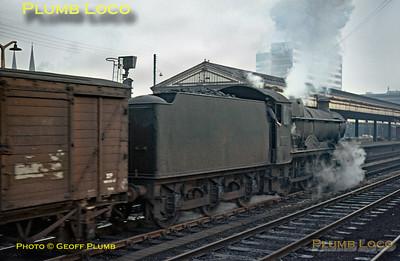 5988, Birmingham Snow Hill, 21st November 1964