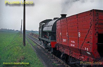 NCB No. 60, West Allotment, June 1969