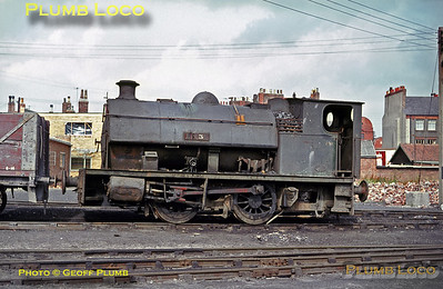 Consett B No. 38, Seaham Harbour, 2nd August 1965