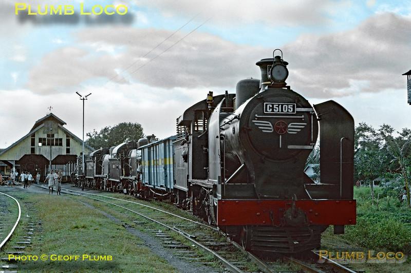 PNKA No. C51 05, Bodjonegoro, 3th July 19773
