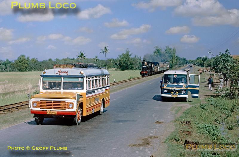 PNKA No. B52 02, Kudus - Rembang, 23rd July 1973