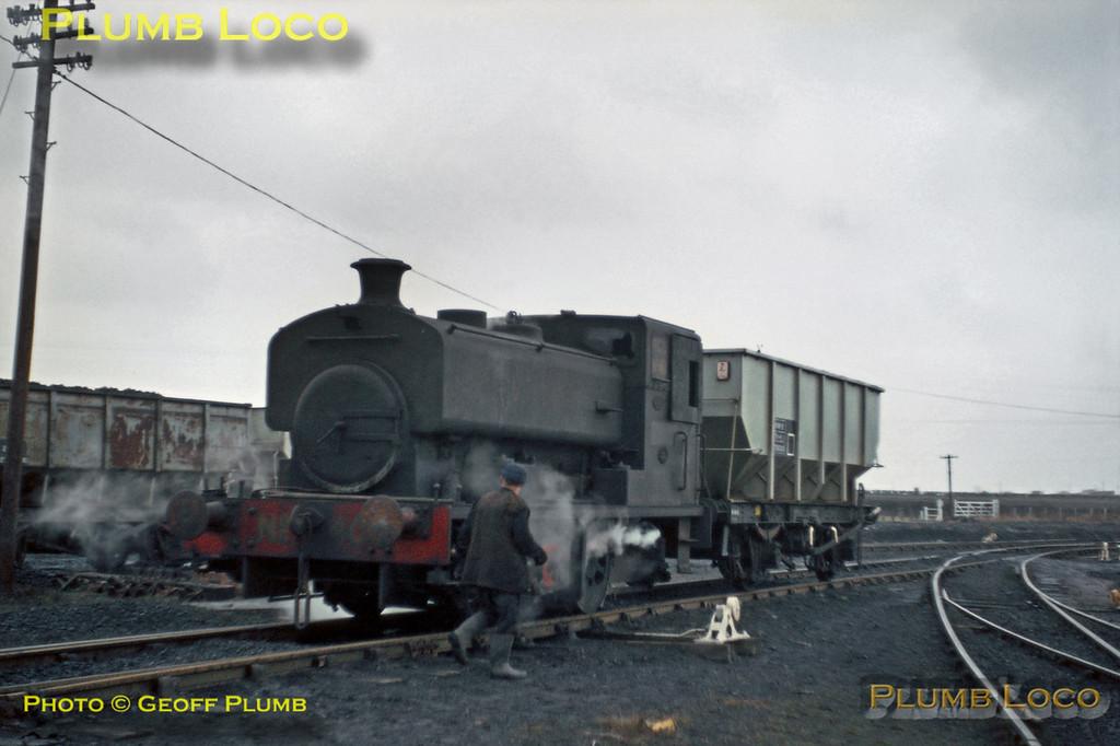 NCB No. 40, Weetslade Washery, March 1969
