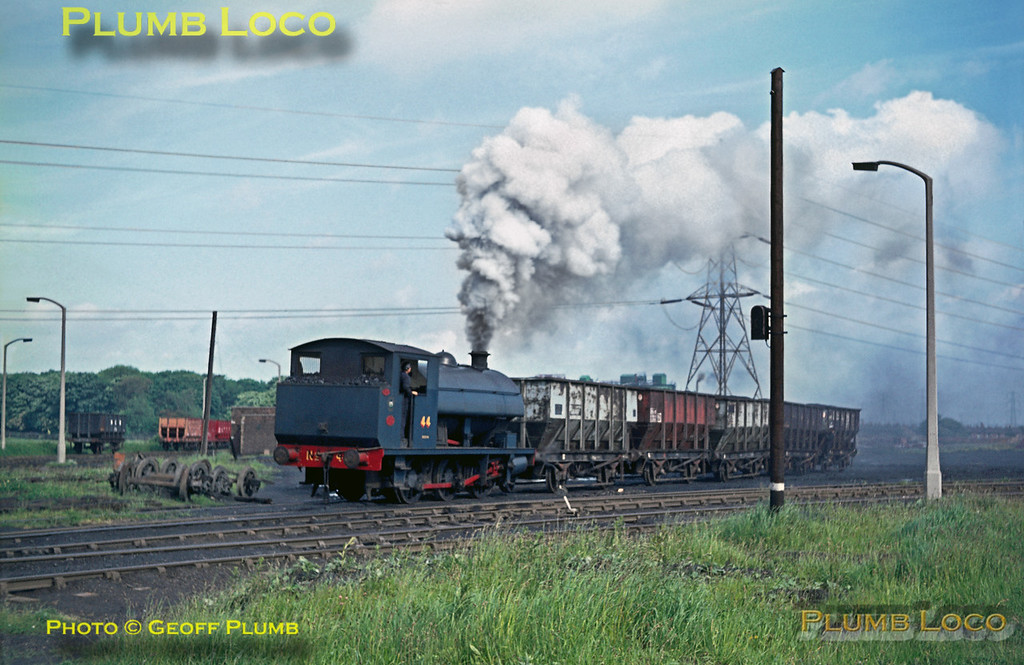 NCB No. 44, Backworth, June 1969