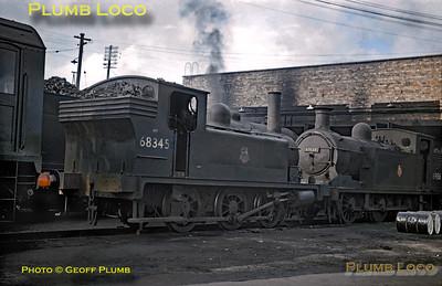 68345, Dunfermline MPD, 1958
