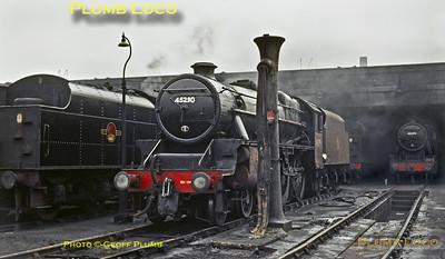 45290, Bolton MPD, 3rd June 1968