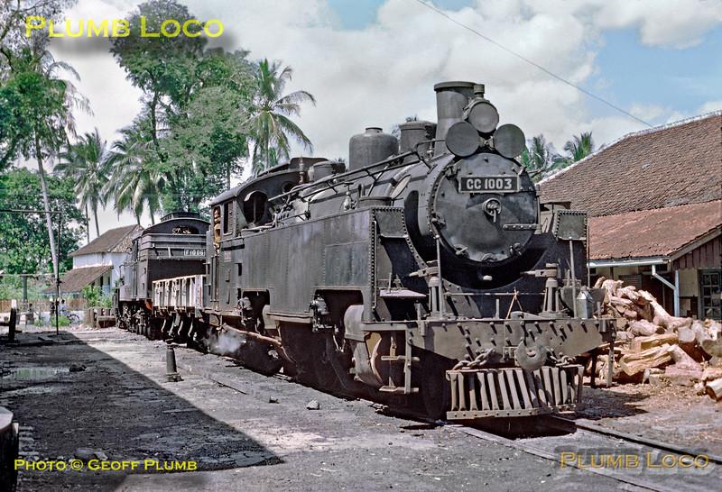 PNKA No. CC10 03, Klakah, 27th July 1973