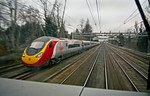 PoV 67013, Pendo Overtake, 5P03, Hatch End, 29th January 2011