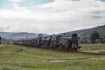 PKP No. TKt48-59 & Ty2, near Stroze, 29th June 1974