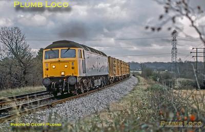 47140, near Seer Green, 13th December 1986