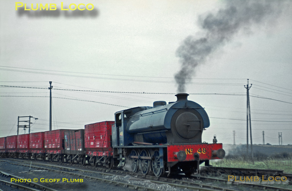 NCB No. 48, West Allotment, March 1969