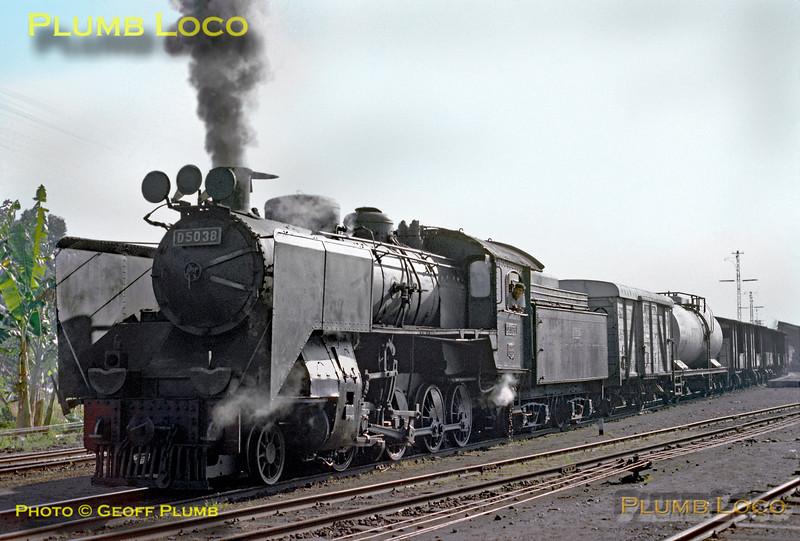 PNKA No. D50 38, Djember, 27th July 1973