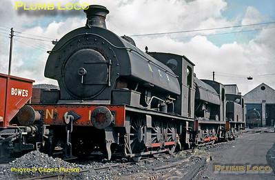 NCB HL No. 2545, Bowes, 5th August 1965