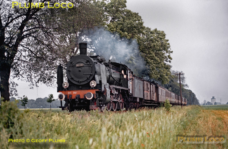 Ok1-397, Mogilno to Inowroclaw, 2nd July 1974