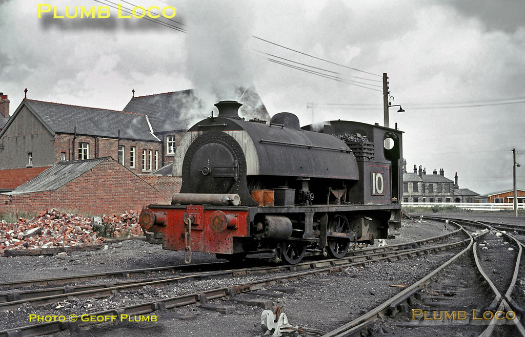 DL No. 10, Seaham Harbour, 2nd August 1965