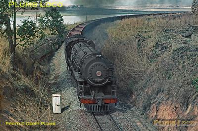 CFM No. 703, near Manzini, Swaziland, 21st August 1972