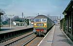 D1682, Brookmans Park, 5th March 1966
