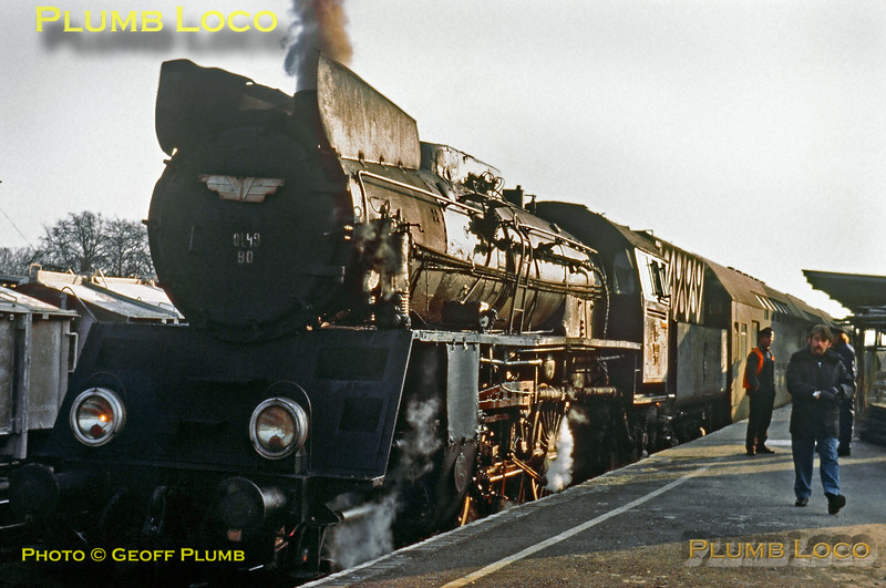 PKP Ol49-90, Zagan, 4th January 1990