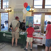 King Street Station hosted Rail Day, July 27, 2013