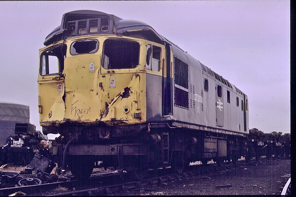 27203 Toton or Derby ?.<br /> 1985.