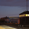 Worcester Shrub Hill station signal box.