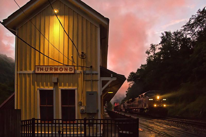 Thurmond after the Storm