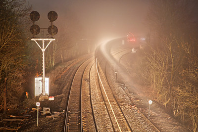 Fog at Falls Mills