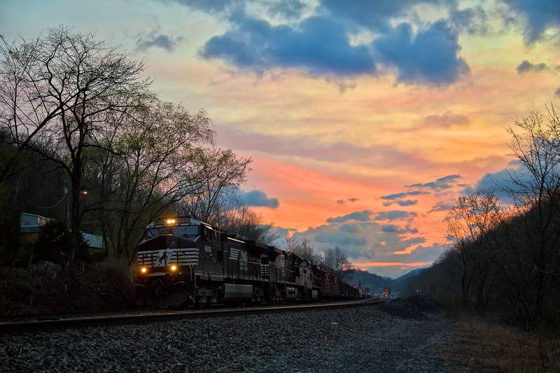 Daybreak at Oakvale