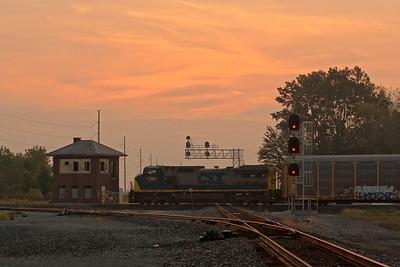 Dawn at Leipsic
