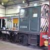 D2334 - Churnet Valley Rly - 24 February 2008
