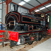 AB 1969 J.N.Darbyshire - Ribble Steam Rly - 11 January 2009