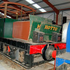 H 965 Hotto - Ribble Steam Rly - 11 January 2009