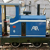MR 8644 6 Druid - Abbey Light Railway - 14 March 2010