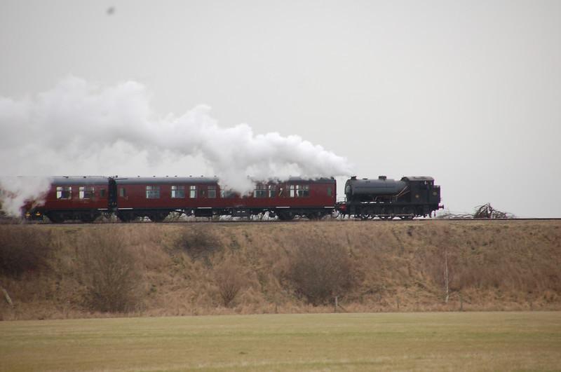 RSHN 7667 56 - Nottingham GCR - 13 February 2010