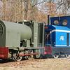 BgC 760 11 & MR 8644 6 Druid - Abbey Light Railway - 14 March 2010