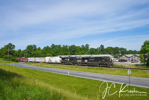 Norfolk Southern - Reading & Harrisburg Lines - 06/12/2019