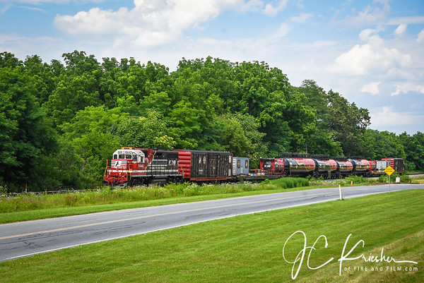 Norfolk Southern - Training First Responders - 07/07/2019