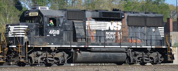 """NS 4618"""