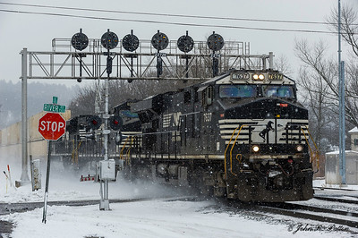 Norfolk Southern NS 7637