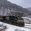 Norfolk Southern NS 9165