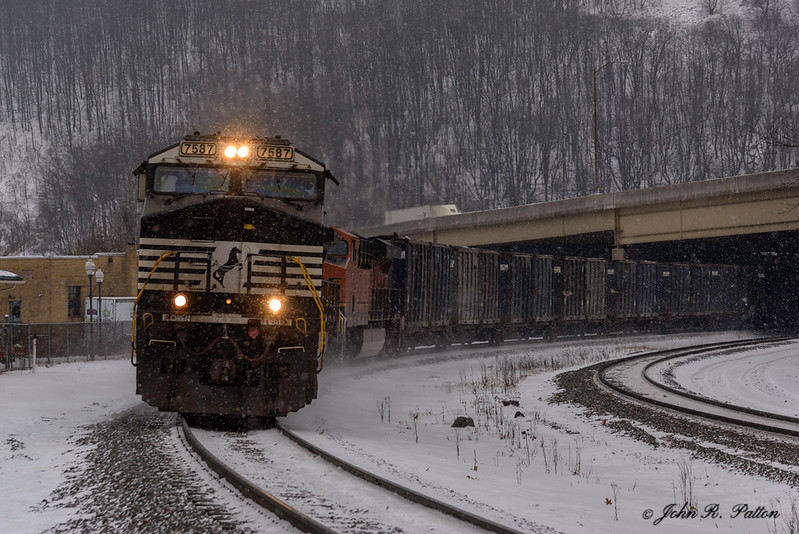 Norfolk Southern NS7587
