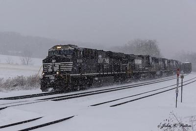Norfolk Southern NS 8109