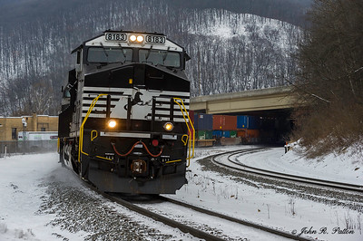 Norfolk Southern NS 8183